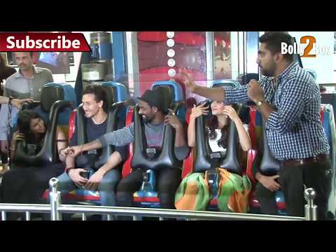 Ekta Kapoor Dress Slips at Dare to Drop Ride