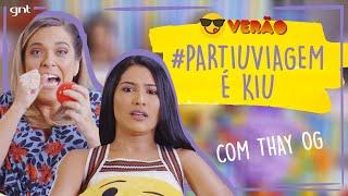 Verão e React #PartiuViagem com Thaynara OG | Fale Conosco | Júlia Rabello | #106