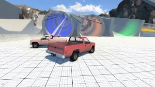 DSC Ball (Giant N/B Ball!) - BeamNG Drive
