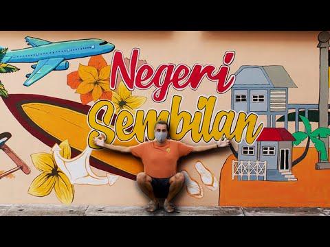 First time in Seremban - Negeri Sembilan