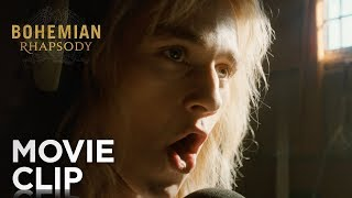 "Bohemian Rhapsody | ""Can You Go a Bit Higher?"" Clip 