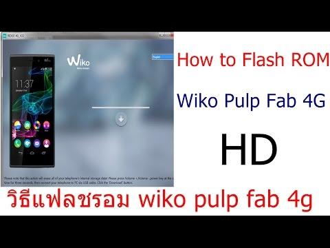 How to unbrick Wiko RIDGE FAB 4G | TIPs & TRICKs by addROM