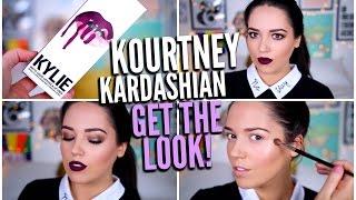 Kourtney Kardashian : Get The Look!