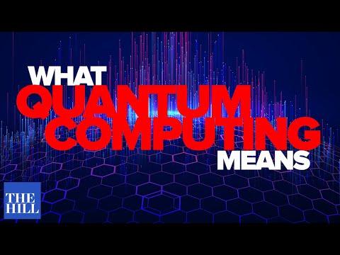 Astrophysicist Dr. Joe Pesce discusses what Quantum Computing means for you