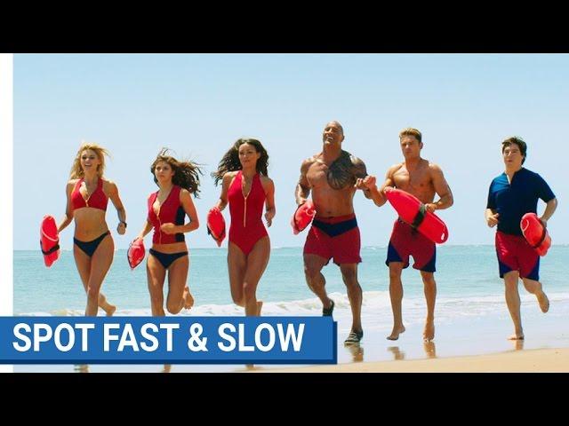 BAYWATCH : ALERTE A MALIBU - Fast & Slow [actuellement au cinéma]