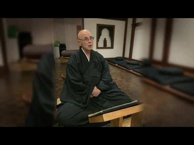 Bodhidharma's Wake Up Sermon–53rd Anniversary Sesshin Dharma talk by Hokuto Sensei, 2021.9.12