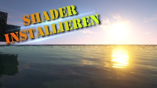 Minecraft Shader 1.8 installieren Tutorial GERMAN