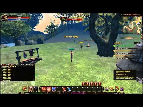 نظرة اولى لـ لعبة arch lord 2 BETA
