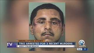 PBSO: Man confesses to 3 South Florida murders