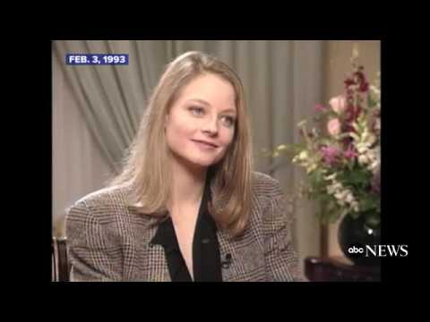Jodie Foster interview for ABC News 1993