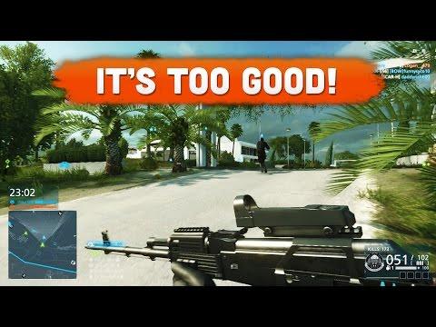 IT'S TOO GOOD! - Battlefield Hardline