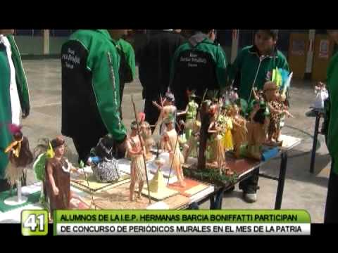 Concurso de peri dicos murales en el mes de la patria for Diario mural fiestas patrias chile