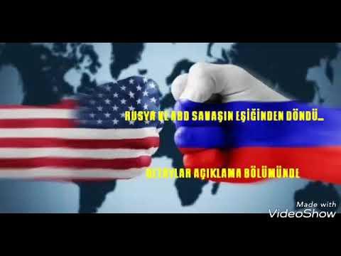RUSYA VE ABD DEYRİZOR BÖLGESİNDE SAVAŞIN EŞİĞİNDEN DÖNDÜ