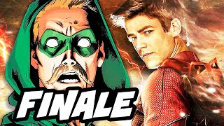 arrow season 4 episode 23 finale top 5 wtf and the flash explained