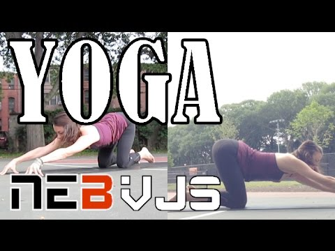 NEB·VJS | Yoga for Dunking | Yoga for Basketball | Nick Edson