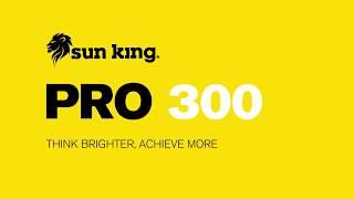Sun King™ Pro 300 Solar Lights | Portable Lamps
