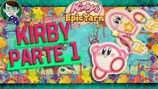Kirby Epic Yarn Parte 1