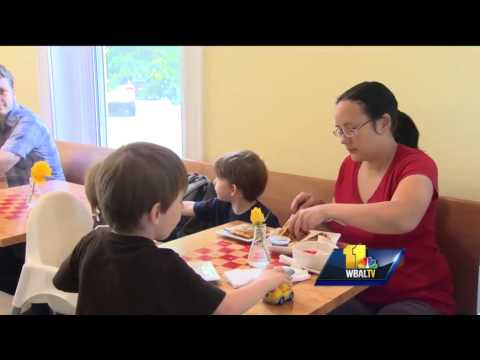 Play Cafe boasts kid-friendly restaurant