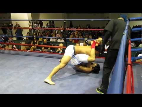 Julius Holmes vs David Wilson - Extreme Fight Club 10/13/2012