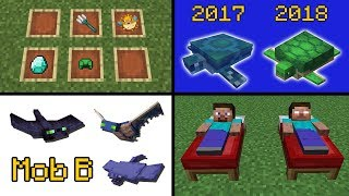 25 Things You Didn't Know About Minecraft 1.13 Update Aquatic