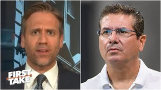 Max Kellerman wants Dan Snyder to change the Redskins' name & apologize   First Take