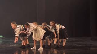 «Когда вербы зацвели» - Эстрадный балет «Апельсин»