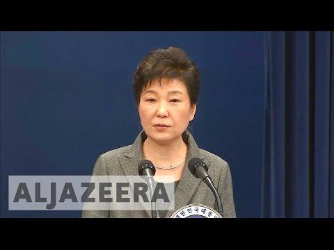 South Korea: President Park allows parliament to decide her fate