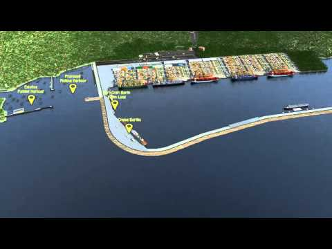 india's upcoming major project vizhinjam  port