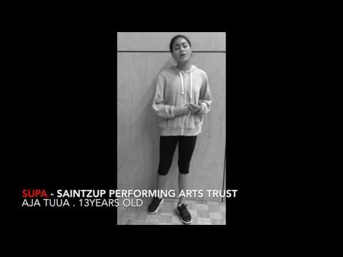 """SUPA - """"Bathe In The River"""" Cover By Aja Tuua"""