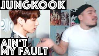 Baixar BTS JUNGKOOK Ain't My Fault FMV REACTION