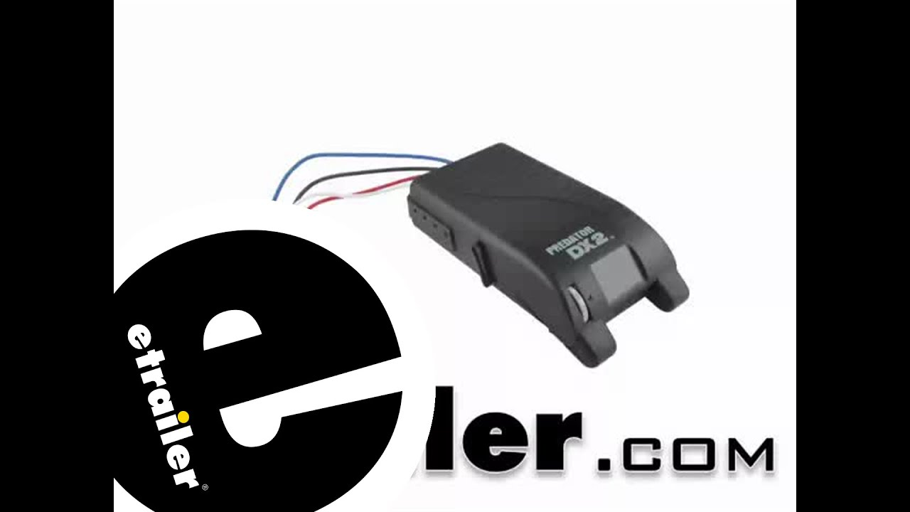 dexter axle predator electric brake controller installation 2012 chevrolet silverado [ 1280 x 720 Pixel ]