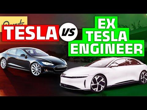 Tesla's Ex Chief Engineer is Taking on Elon Musk