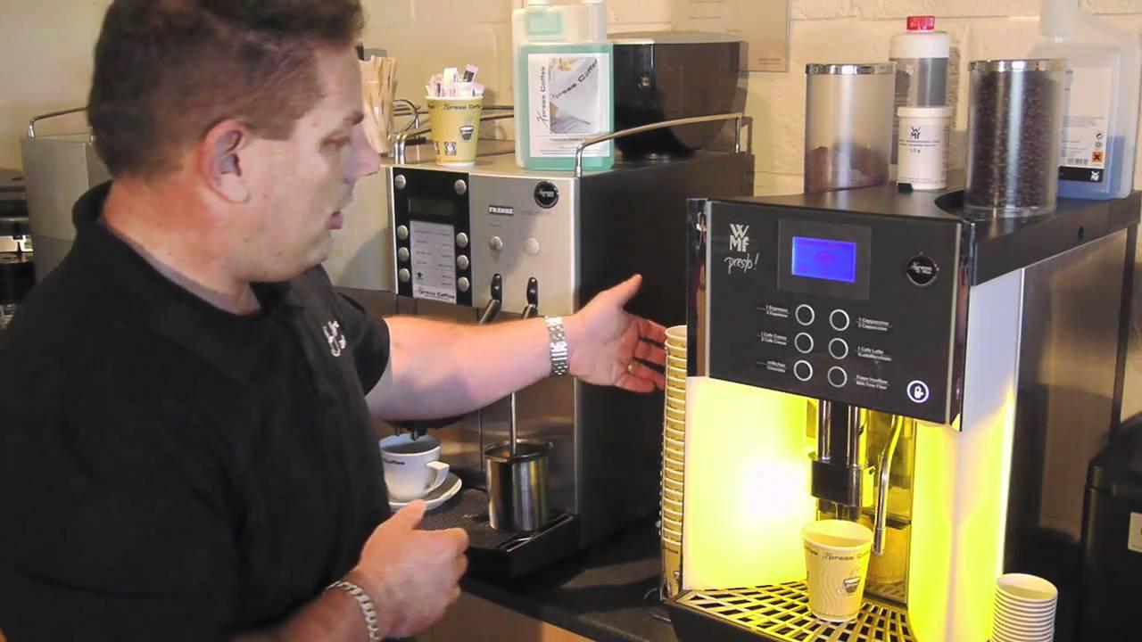 wmf presto youtube rh youtube com WMF 1400 Espresso Machine Specs JCB Forklift Manuals