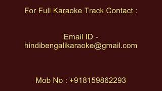 Aarti Kije Hanuman Lala Ki - Karaoke - Hanuman Bhajan