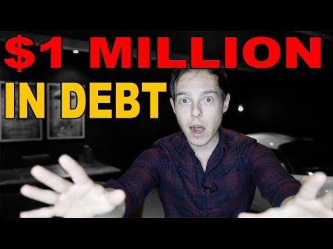 I'm over $1 MILLION in Debt (Lessons of Leverage in Business and Real Estate)