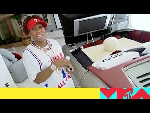 Missy Elliott's Crib Has a Car Bed & More  MTV Cribs  TBT