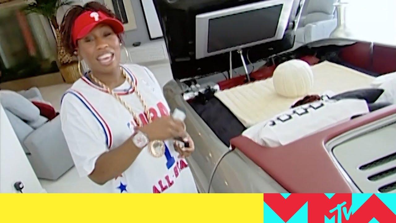 Download Missy Elliott's Crib Has a Car Bed & More   MTV Cribs   #TBT