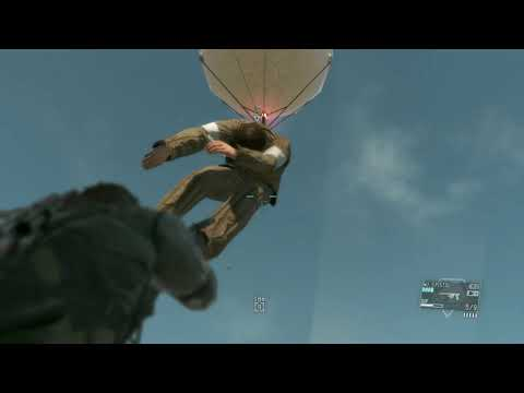 Metal Gear Solid V Phantom Pain Stealth and Glitches Ep. 1  