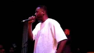 GZA - Paper Plate, 50 Cent Diss live in Houston
