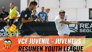 HIGHLIGHTS YOUTH LEAGUE: VALENCIA CF 0 - JUVENTUS 1