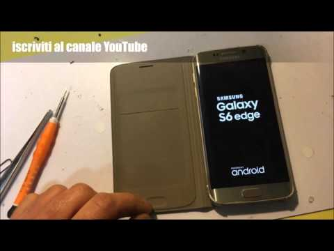 Come riavviare samsung bloccato galaxy s7 s7 edge s6 new samsung restart without removing battery