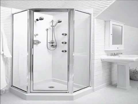 Shower Stalls for Mobile Homes - YouTube