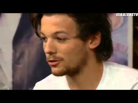 One Direction Italy Interview Radio Kiss Kiss [Part 1]