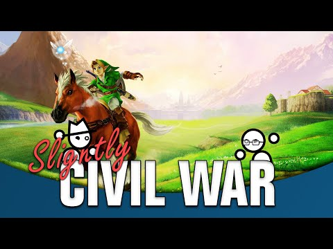 Are Japanese Games Better Than Western Games?   Slightly Civil War