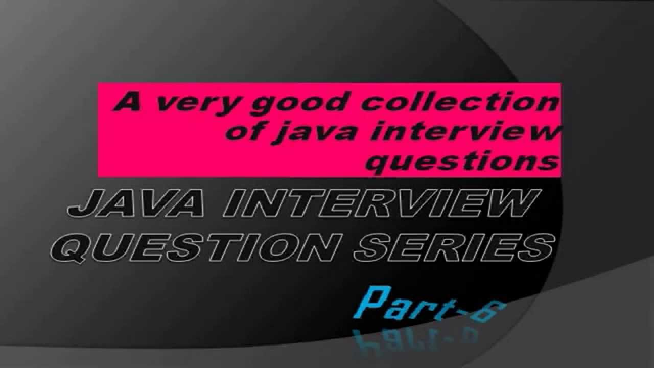 Java Interview Quiz,best Collection For HCL,TCS,WIPRO And Many ITs ,200  Java Questions Part 6