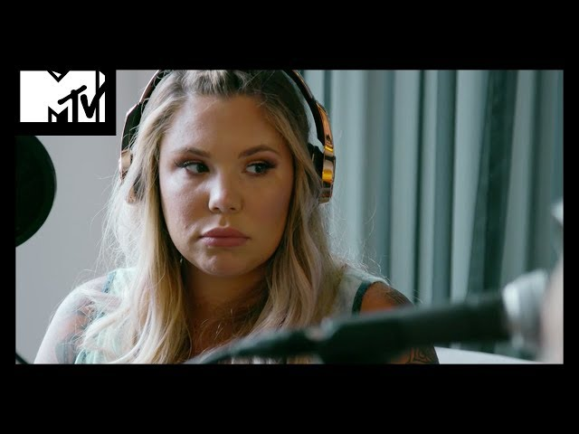 Kailyn Opens Up About Her Relationship w/ Her Mom   Teen Mom 2   MTV