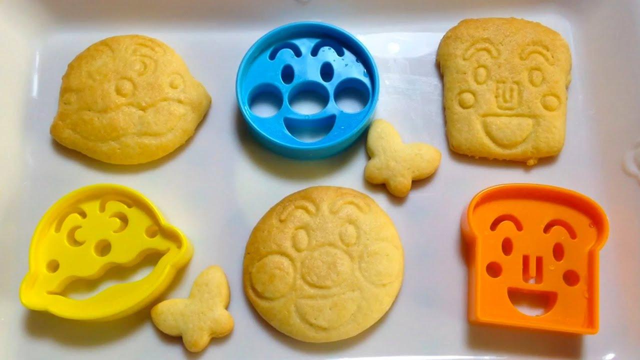 クッキー アンパンマン