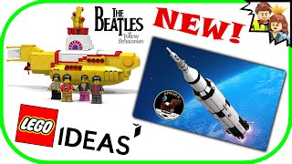 NEW LEGO Ideas Sets Revealed - BrickQueen