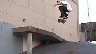 Skateboarding in Seattle - Josh Peterson