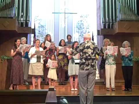 First Pres Summer Choir - Give me Joy in My  Heart